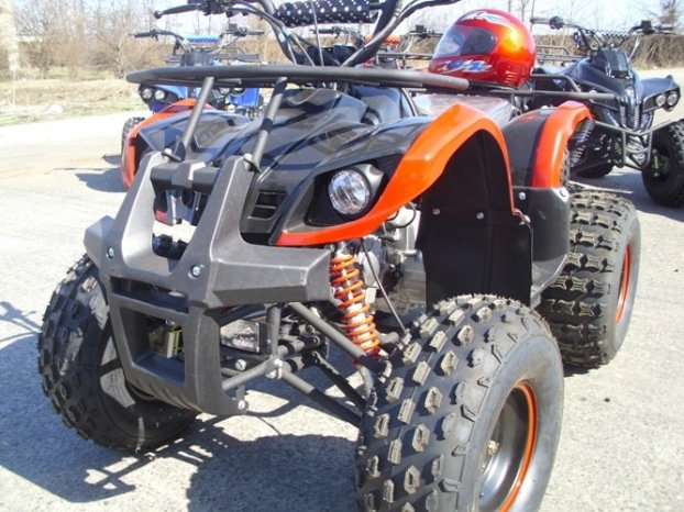 ATV Yamaha Majesty